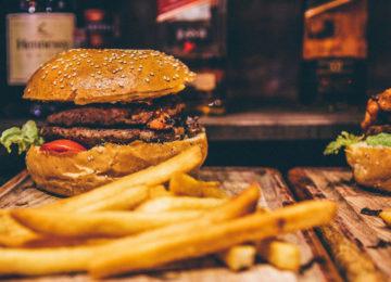 Eine kurze Geschichte des Hamburgers